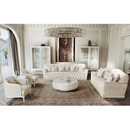 Sofa Melania Collection Luxury Keoma Italia